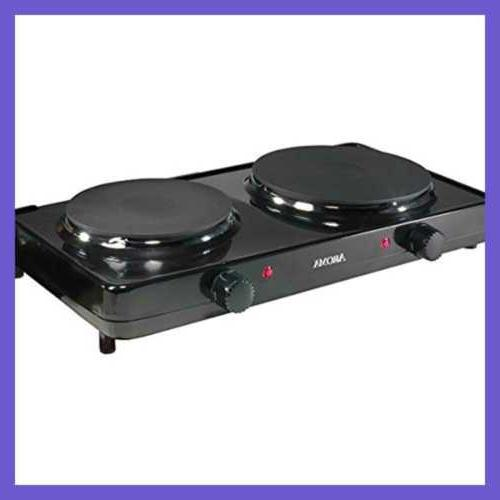 AHP Double Hot Plate SMALL Appliances Kitchen