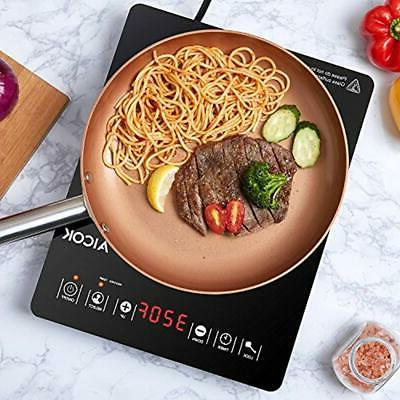 Aicok Burners Portable Induction Hot