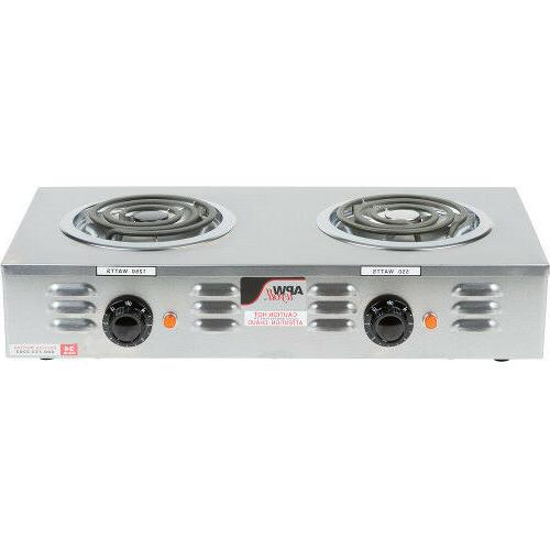 cp 2a electric countertop champion hotplate