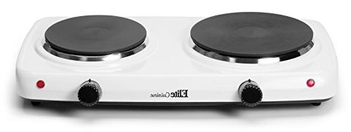 cuisine electric double plate coil
