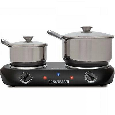 Electric Burner 1800W Hot Burners Kitchen Cooking Stove