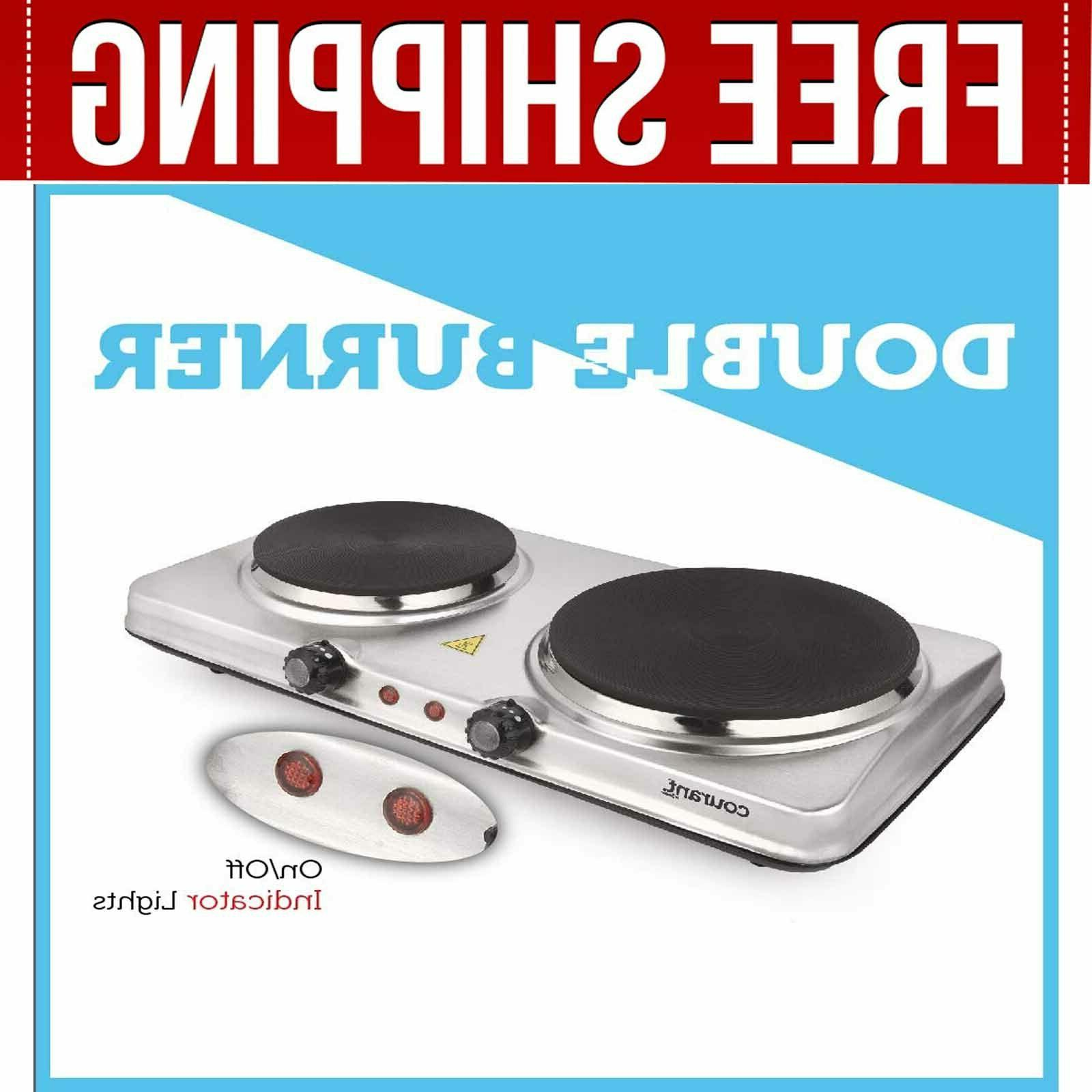 Electric Cooktop Burner Burners Kitchen