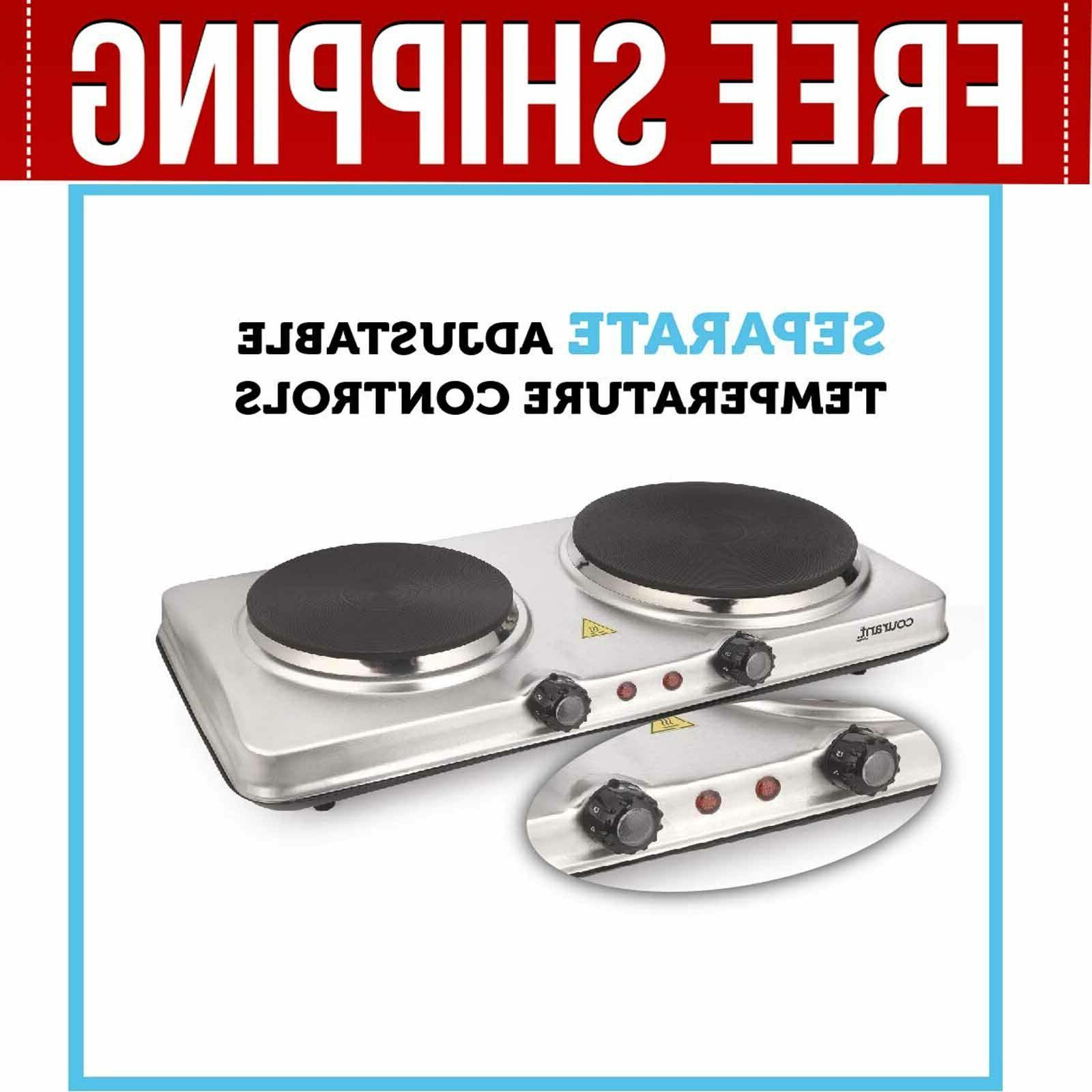 Electric Cooktop Burner 1700W Hot Portable Burners