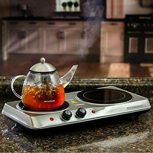 Electric Ceramic 2 Cooking