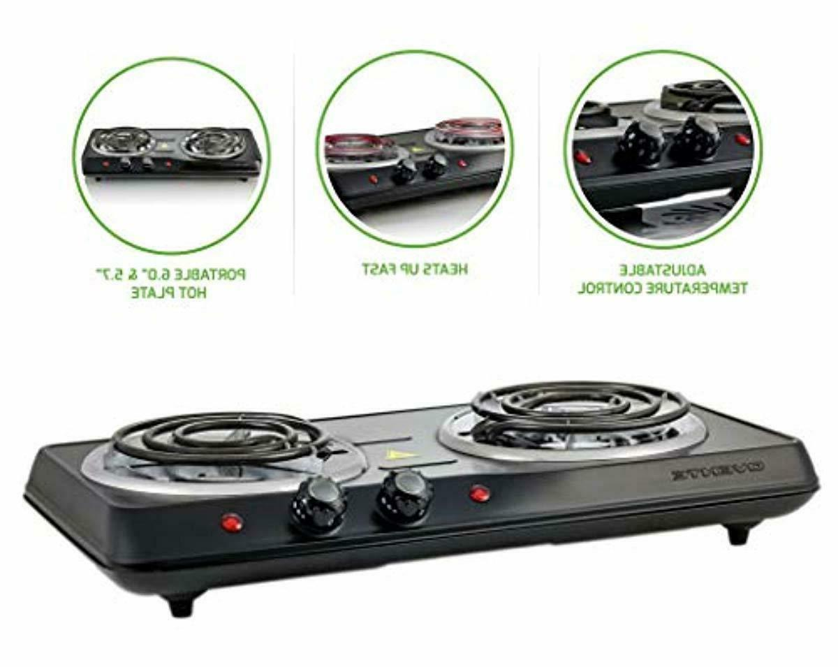 Electric Hot Cooking Stove New