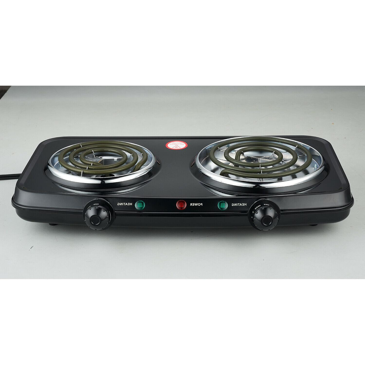 Electric Heating Plates Portable Camping Cooking Stove