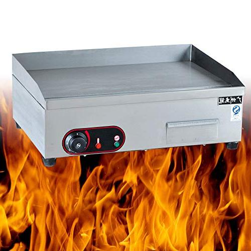 3000W Top Restaurant Grill BBQ Appliances