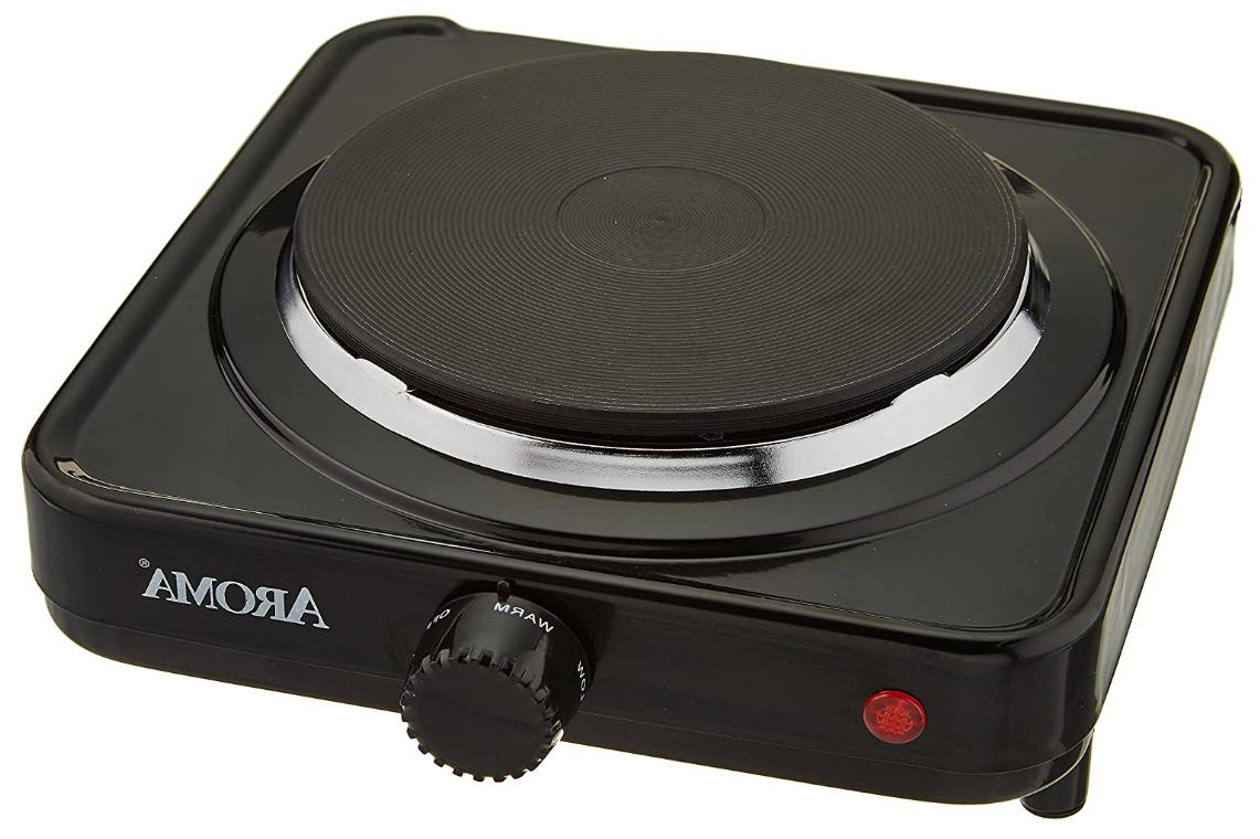 electric hot plate for cooking portable single