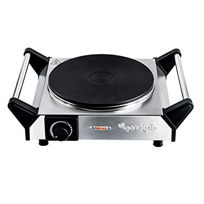 electric hot plate portable electric stove cast
