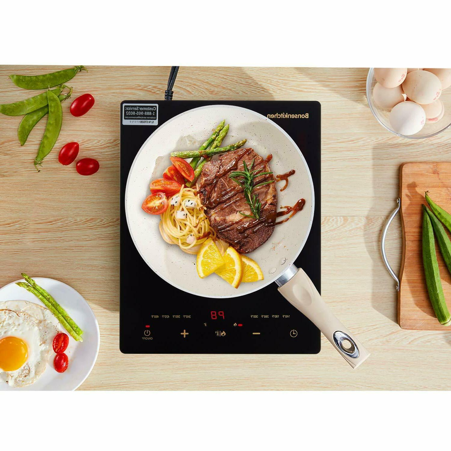 Electric Portable Plate