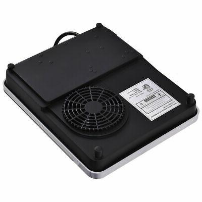 Electric Burner Cooktop Countertop