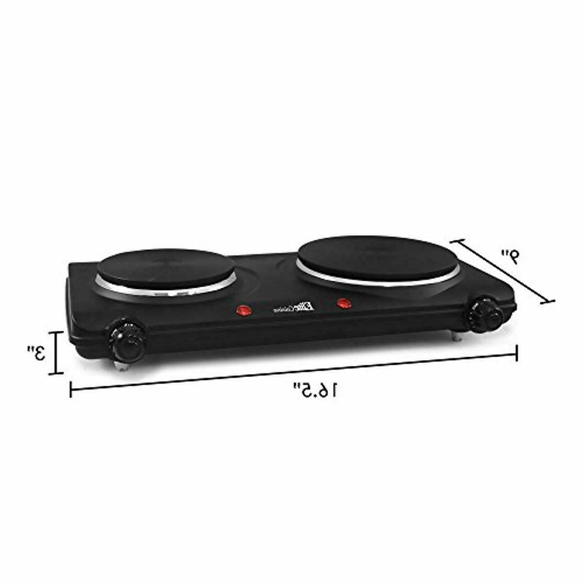 Kitchen Electric Hot Plate Portable Cook Home