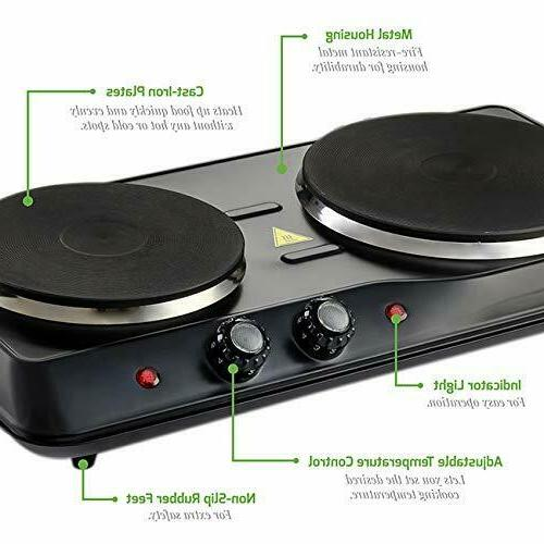 Electric Cooktop Ceramic 2 Two US