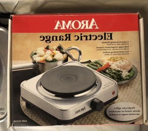 Aroma Electric AHP-303 SB New