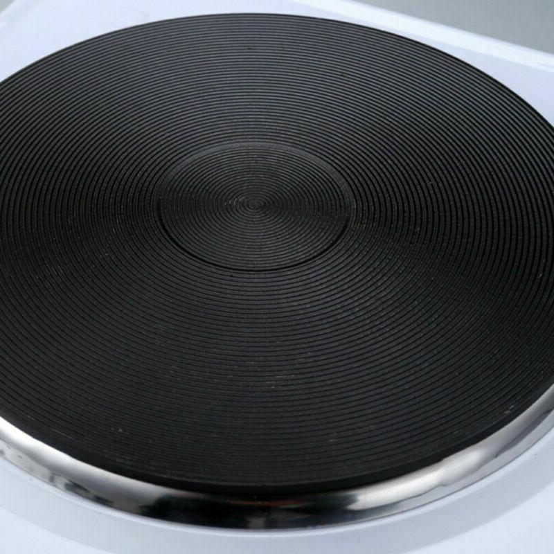 ELECTRIC BURNER Hot Plate Stove Travel Cooker W
