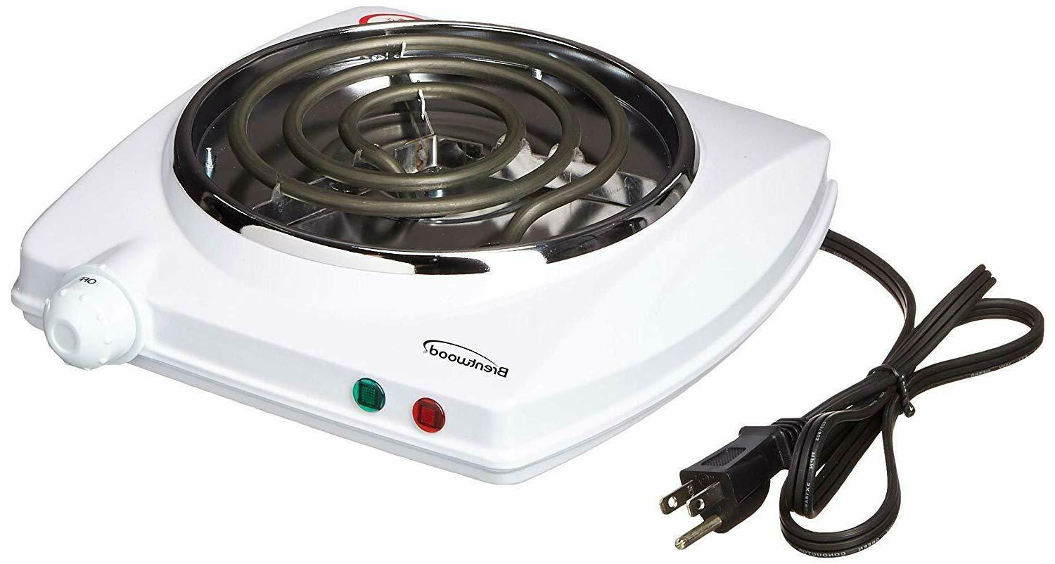 Hot Plate Stove Countertop Travel Cooker