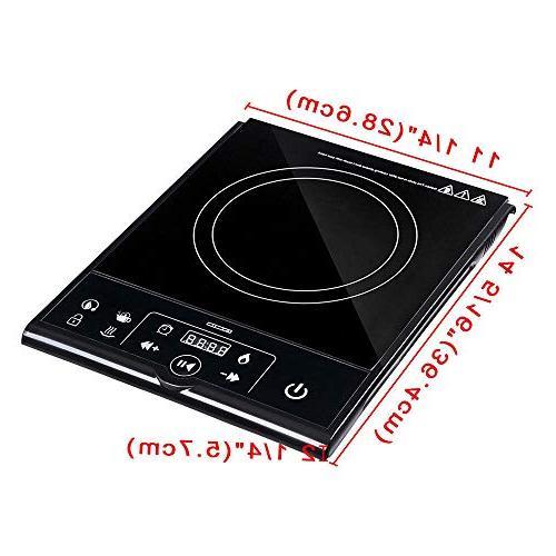 Cooker Burner Digital Hot