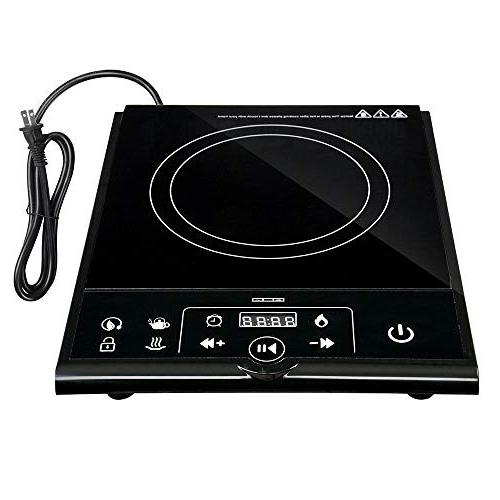 electric single induction cooker portable