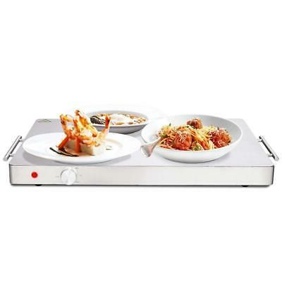 electric warming tray stainless steel hot plate