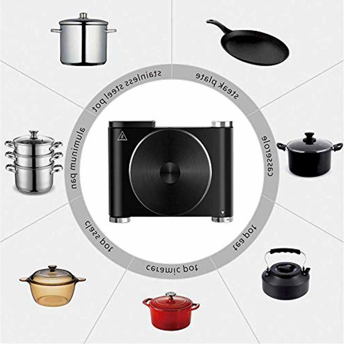 Cusimax Burner Single Burner Cast Iron