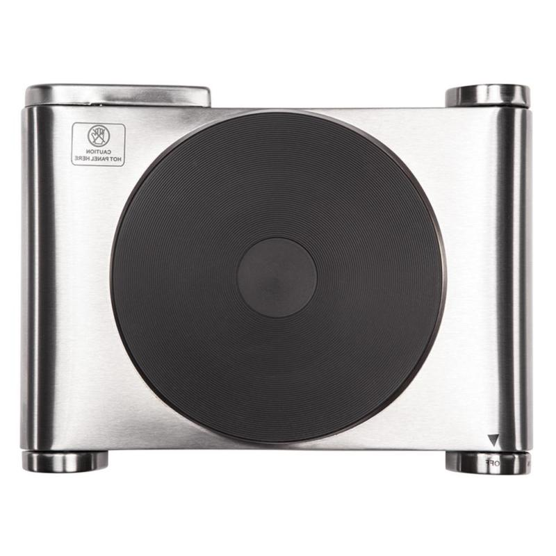 Hot Plate Quality Cast Iron Burner Stainless Steel SkidProof