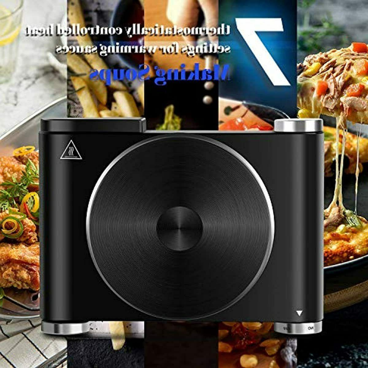 Cusimax Plate Electric Stove Countertop