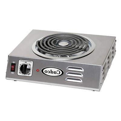 hot plate single hi power tubular csr
