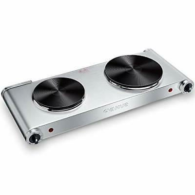 hot plates for cooking electric burner 1800w