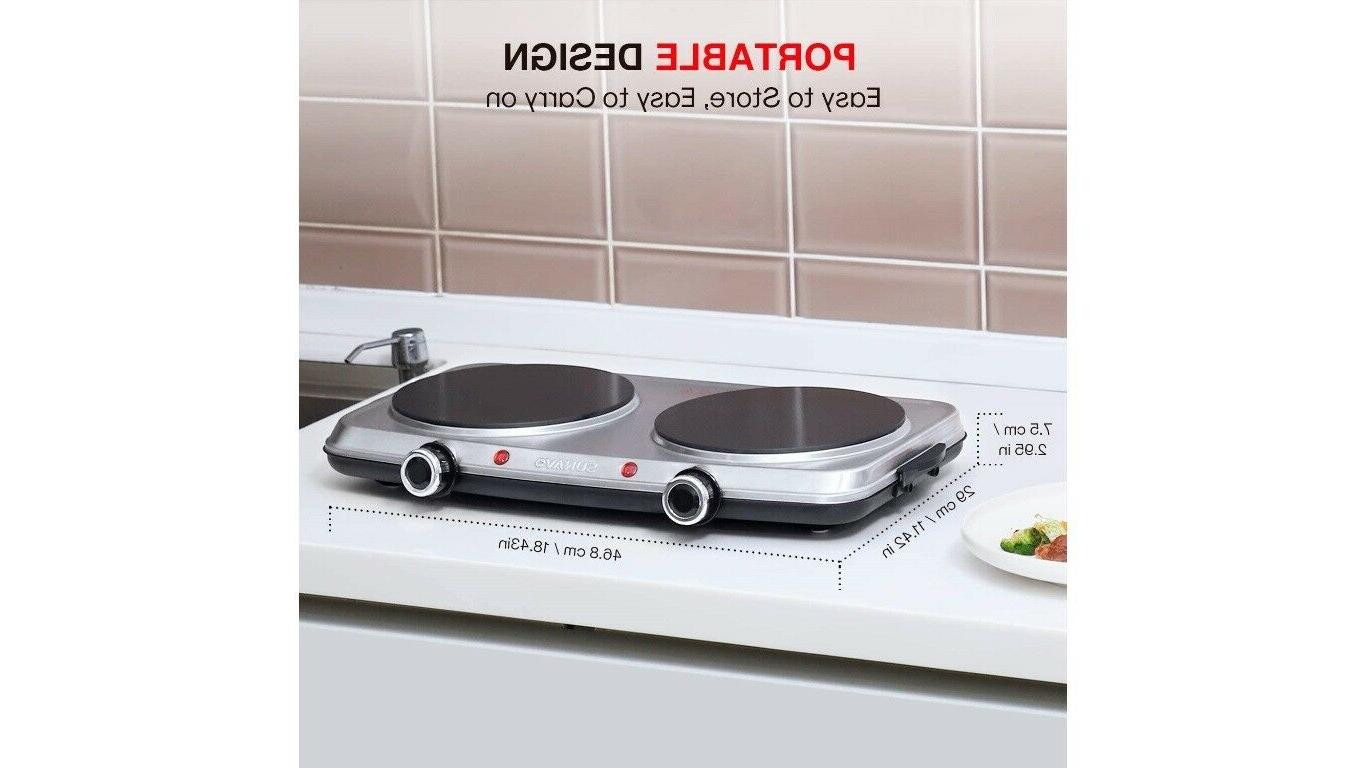 Hot Electric stove 1800W,6