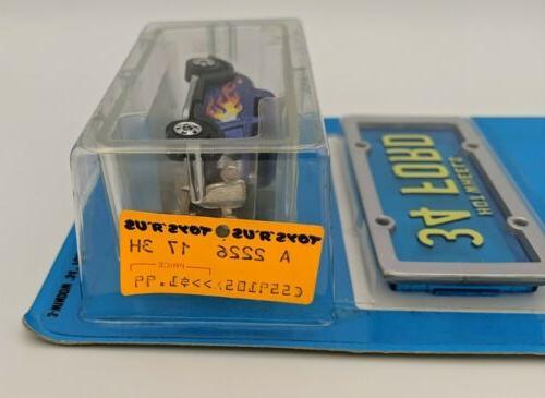 Mattel Plates 34 Ford Blue NEW Sealed