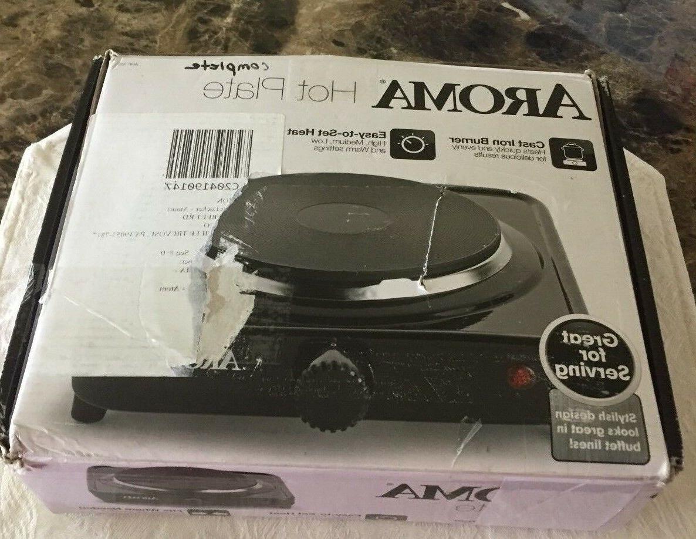 Aroma Housewares Single Black Ahp 303 303