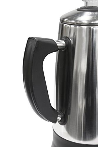 Maxi Elite 12-Cup Stainless