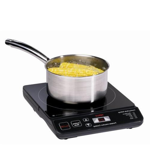 Nesco PIC 14 Portable Induction Cooktop, ea