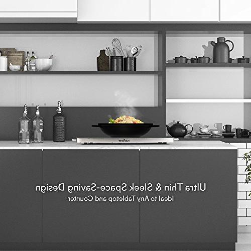 NutriChef Countertop Appliance, 22.4'' 6.7