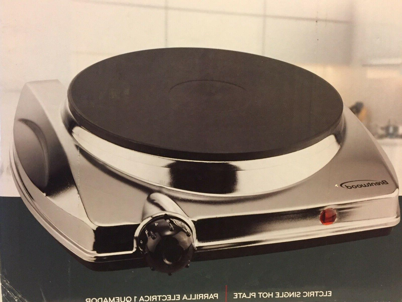 portable electric cooking single hot plate 1000w