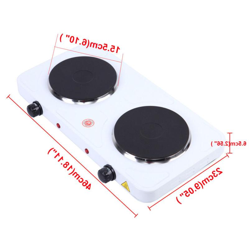Electric Hot Plate Stove Heater