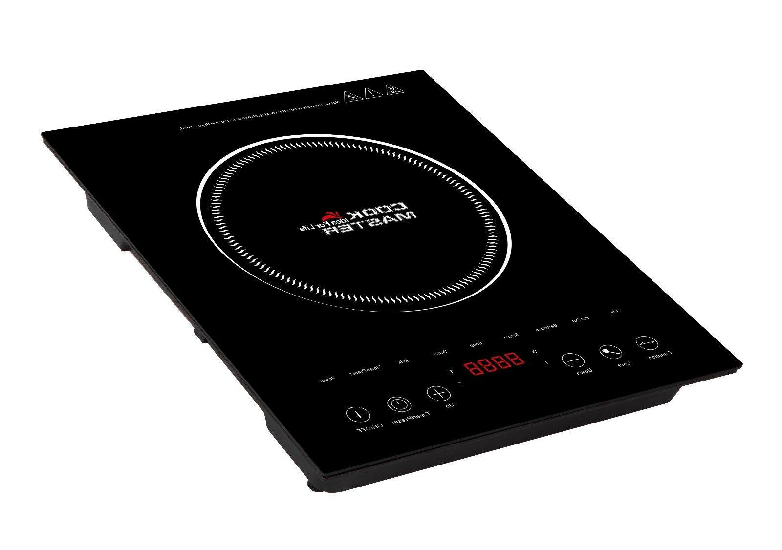 portable induction cooker digital display single electric