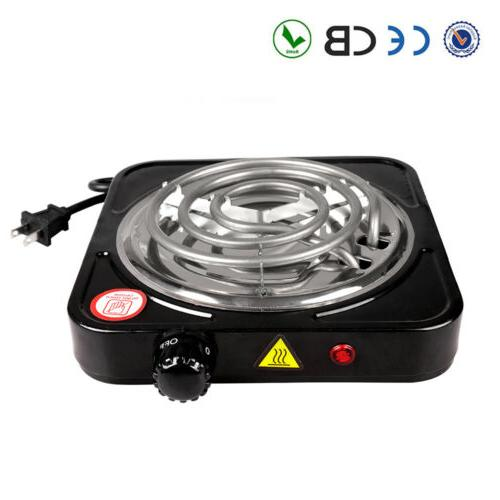 Portable 1000W Burner Portable Stainless