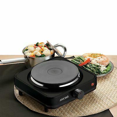 Portable Single Hot Plate Stove Duty