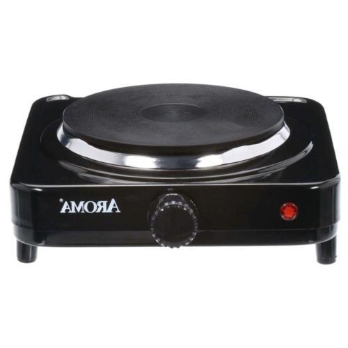 single burner electric hot plate portable stove