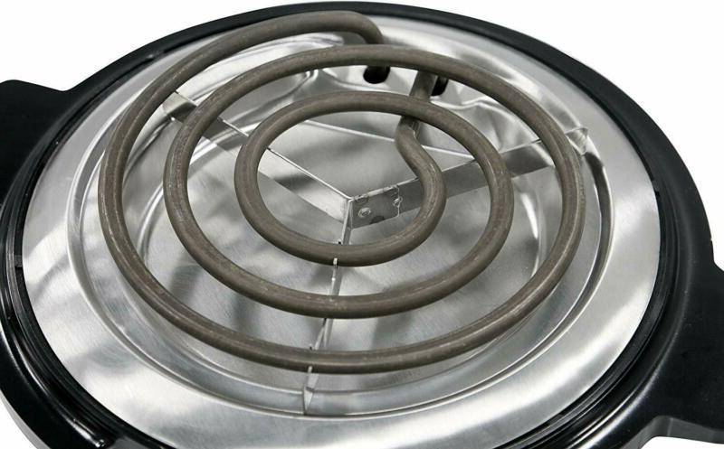 Single Burner Electric Plate New