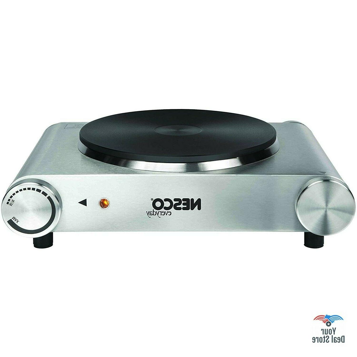 Single Burner Portable Induction Cooktop Stove