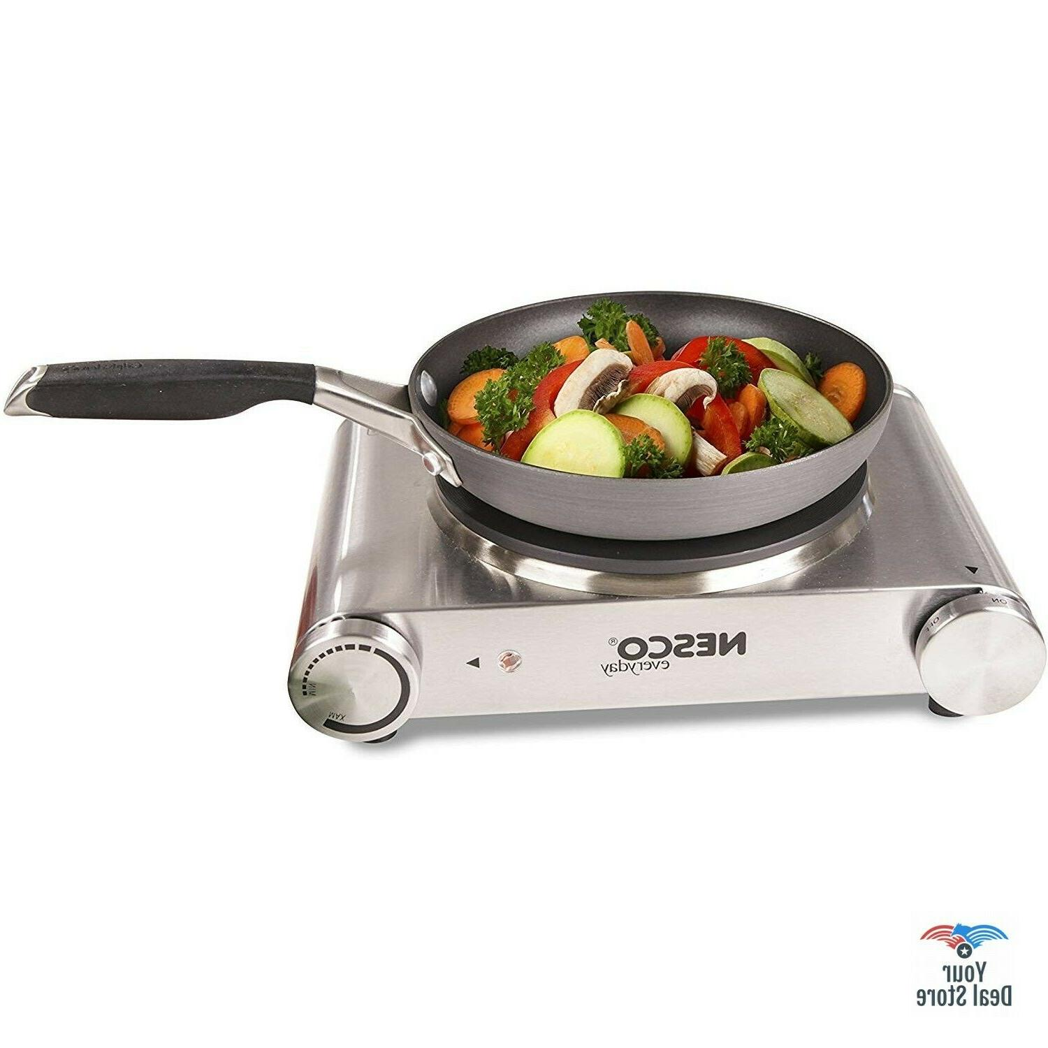 Induction Cooktop Stove Travel