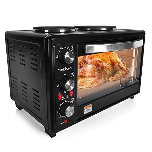 turkey roaster thanks giving rotisserie