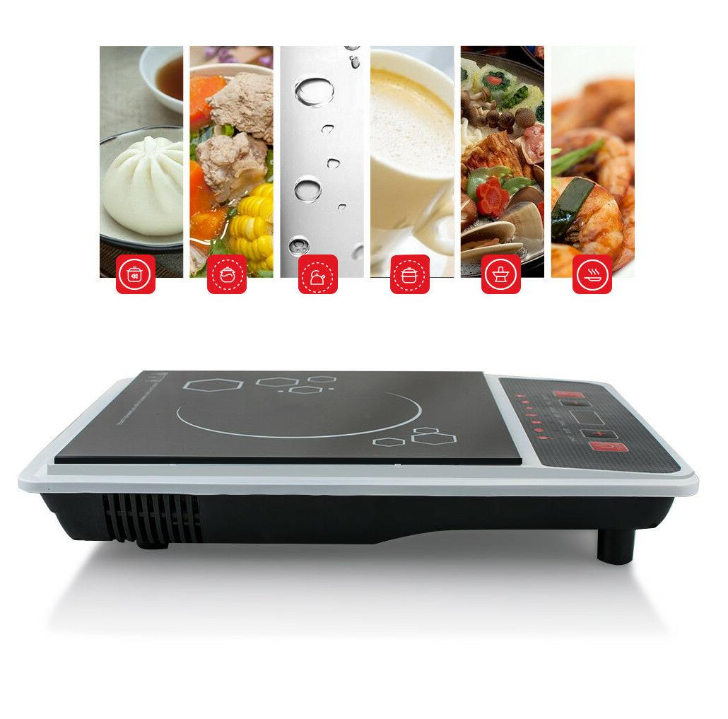 US Single Burner Hot Plate Cooktop