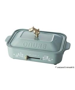 BRUNO Moomin Compact Hot Plate Electric Griddle with 3 Plate