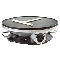 Morning Star - Crepe Maker Pro - 13 Inch Crepe Maker Electri