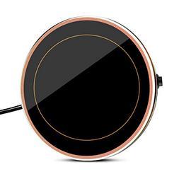 Mug Warmer, Desktop Heated Coffee & Tea - Candle & Wax Warme