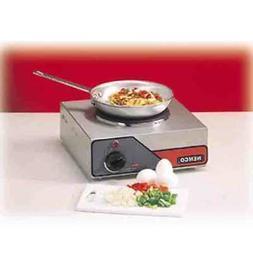 Nemco 6310-1 Hotplate, Single Burner, Countertop, Electric,