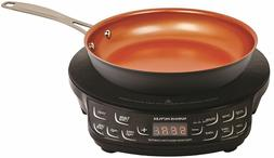NuWave PIC Flex Precision Induction Cooktop with Fry Pan - B